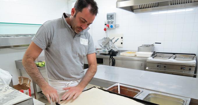 Benvenuti in pizzeria del secolo